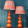 Wobster Table Lamps Orange - Small and Large