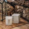 Feather Branche d'Olive Candle with Box