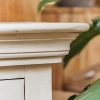 Classic Carved Mango Wood Sideboard - Detail of Top