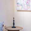 Tiano Table Lamp in Blue