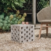 Puzzle Coffee Table in Natural Grey - Small