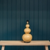 Murphy Table Lamp in Yellow Detail