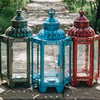 Moorish Lanterns Red