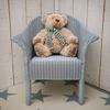 Lloyd Loom Classic Child's Armchair in Blue