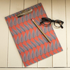 Cressida Bell for Burford - Clipboard Red Leaf