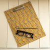 Cressida Bell for Burford - Clipboard Yellow Dot and Spirals