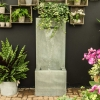 Arno Zinc Water Feature – Tall