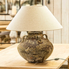 Connato Jug Lamp Base with Ears