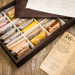Spice Box Collection