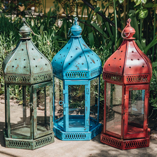 Arabian Lanterns