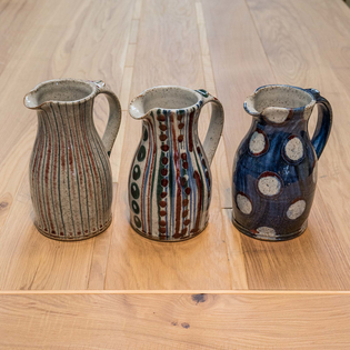 Selborne Narrow Neck Jugs Small
