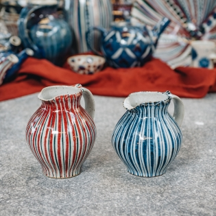 Selborne Small Rounded Bellied Jugs
