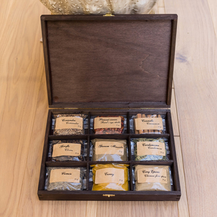 Asian Spice Box