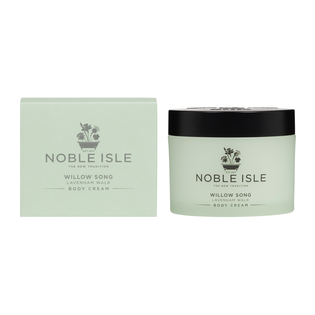 Noble Isle Willow Song Body Cream 250ml