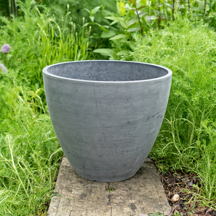 Antwerp Eco Planter Grey