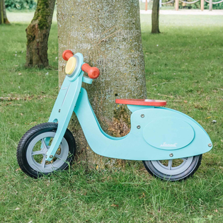 Scooter Balance Bike Mint
