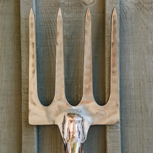 Antares Copper T-Handled Border Fork