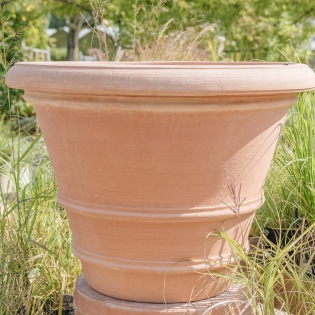 Italian Imprunetino Terracotta Pot, Large