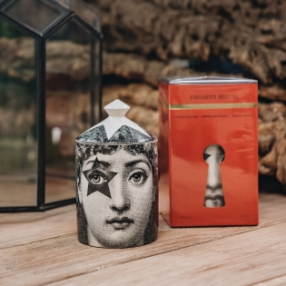 Fornasetti Lina Star Scented Candle 300g