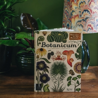 Botanicum (Welcome to the Museum) by Katie Scott & Kathy Willis