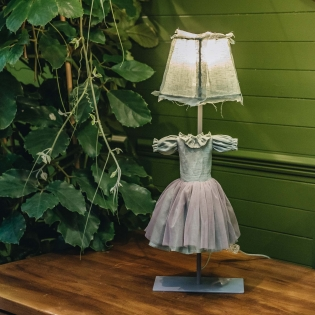 Frida Salvia Lamp