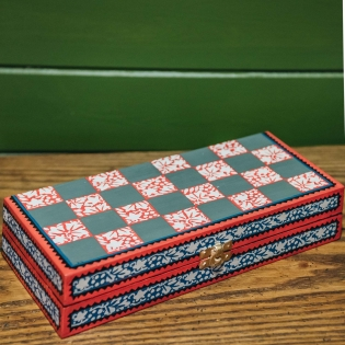 Checkers and Backgammon