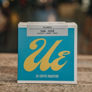 San José Colombian Coffee