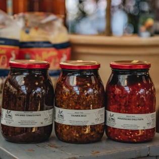 Flavoured Calabrian Pastes