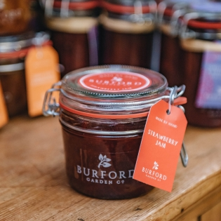 Burford Strawberry Jam
