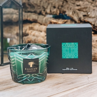 Gatsby High Society Baobab Candle from Burford Garden Company