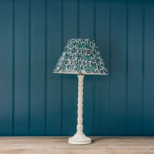 Empire Lampshade in Sama Print
