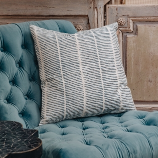 Blue Lemongrass Cushion