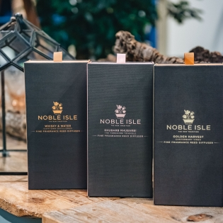 Noble Isle Luxury Reed Diffusers