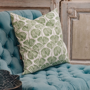 Gingko Cushion