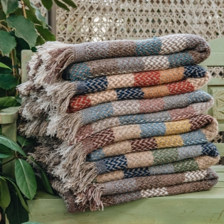 Celtic Weave All Wool Throws