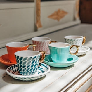 Mini Cup and Saucer