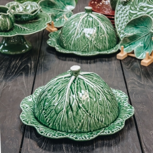 Cabbage Cheese Tray