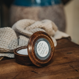Fig and Nutmeg Shave Soap