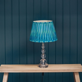 Pooky Aurora Table Lamp in Clear