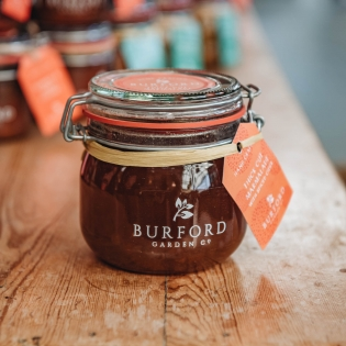 Marmalade with Spiced Cider
