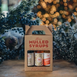 Mulled Syrups