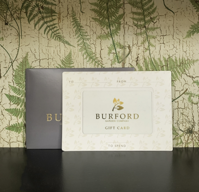 £70 Burford In Store Gift Card