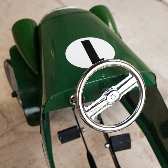 Pedal Car in Racing Green