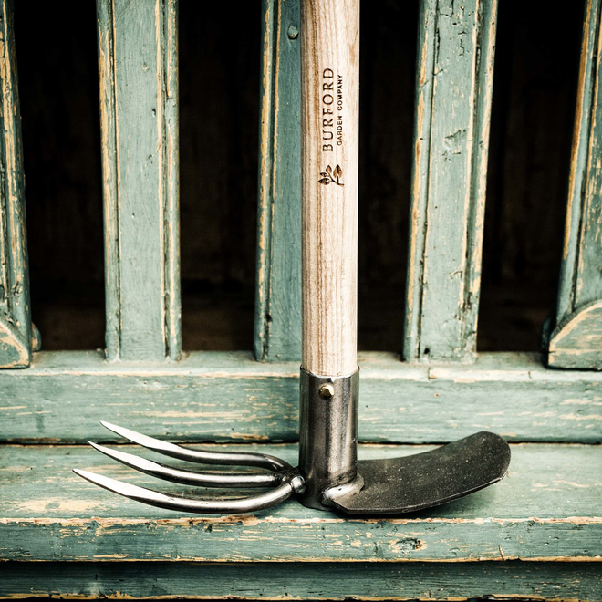 Mattock and Fork