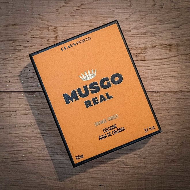 Musgo Real Cologne – Orange Amber