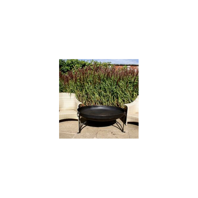 Plain Jane Fire Pit – 120cm Big Sister