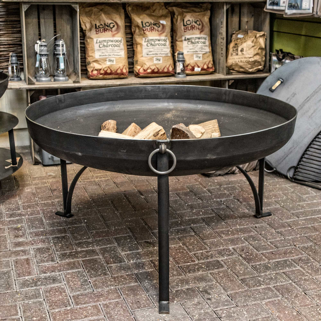 Plain Jane Fire Pit 120cm Big Sister
