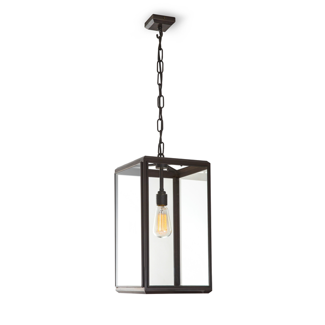 Hazel Garden Pendant Light Bronze Small
