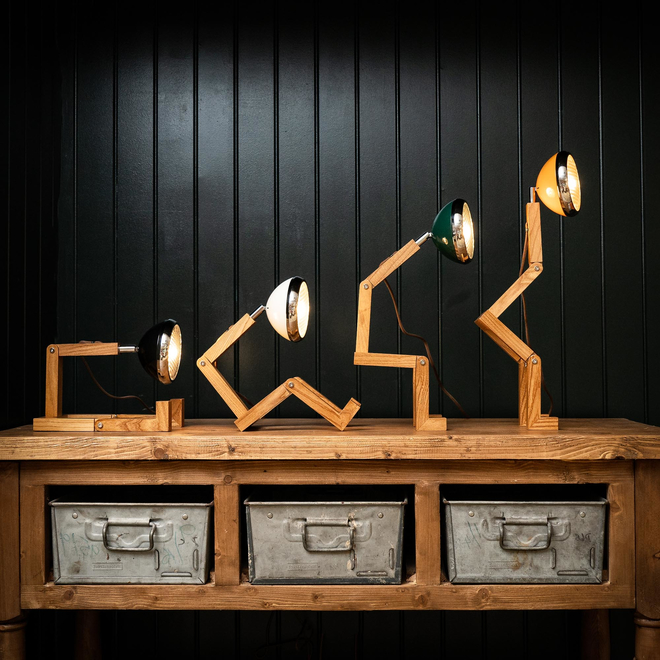 Mr Wattson LED Table Lamps