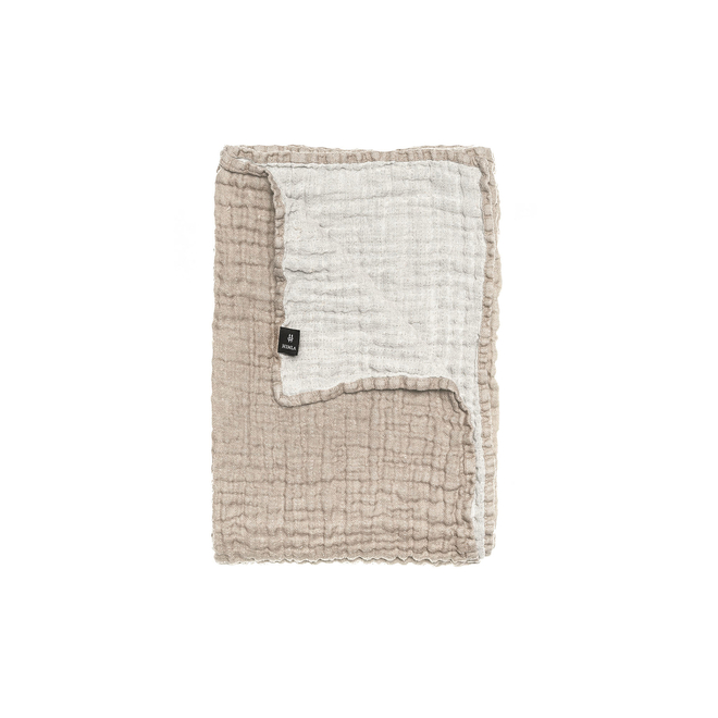 Hannelin Bedspreads Natural/White